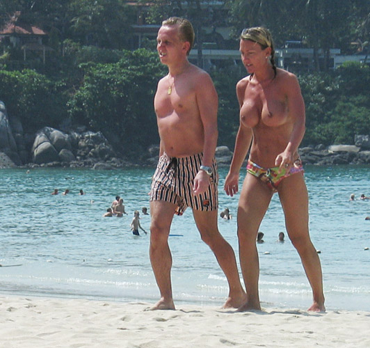 Consider, that nudist beaches in thailand remarkable, rather